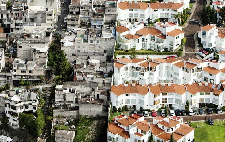 Нищие и богатые Мексики