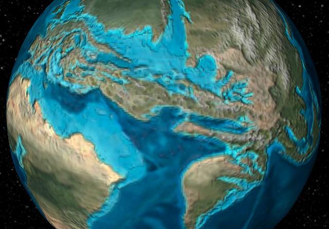 Земля в далёком прошлом