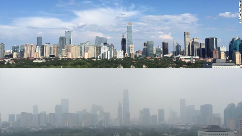 Пекин без автомобилей