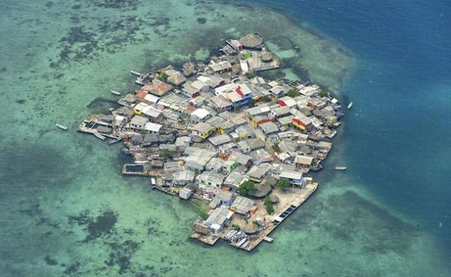 Остров Санта Крус Дел Ислоте