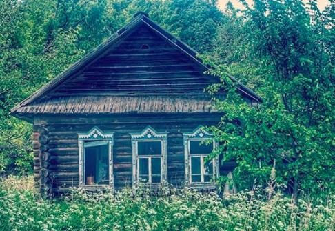 Деревня Егошино