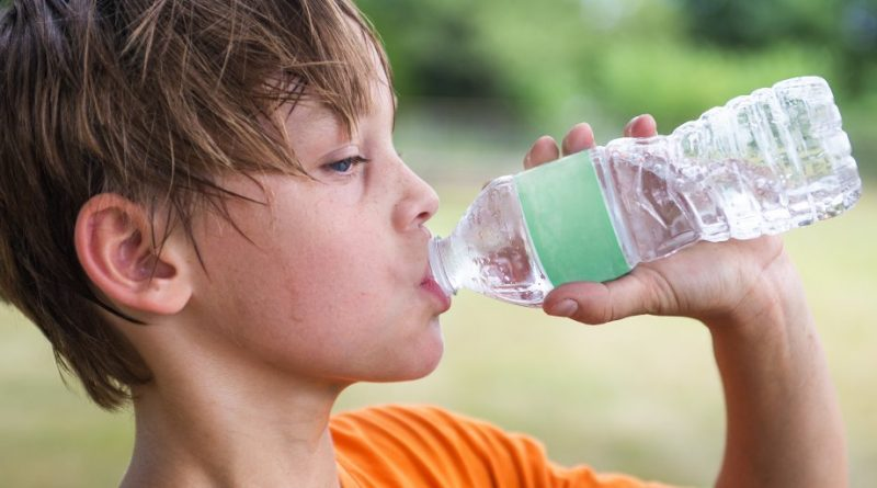 Поступление пластика в организм человека