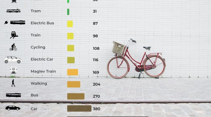 Эффективность транспорта