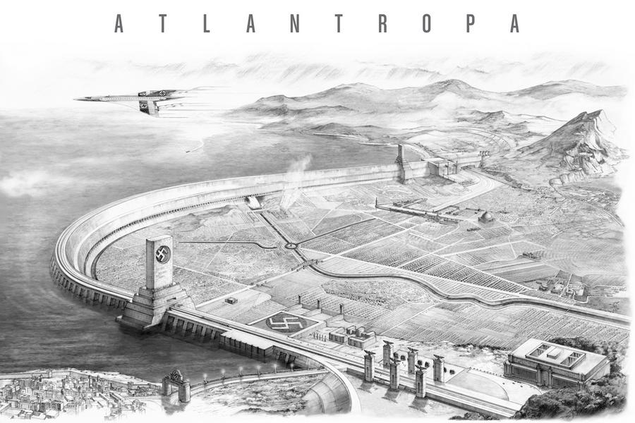 Атлантропа - самый амбициозный план преобразования природы