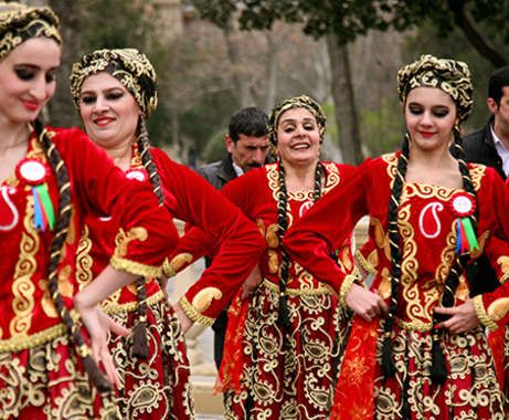 Азербайджанские женщины