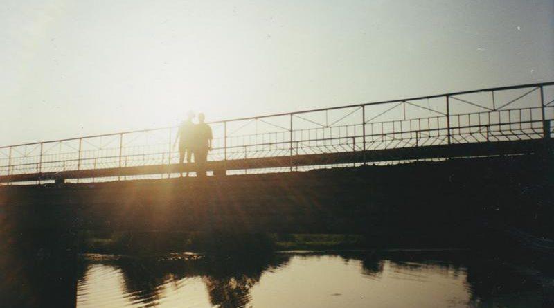 Kokshaga river